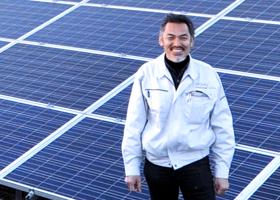 太陽光発電は魅力的な事業