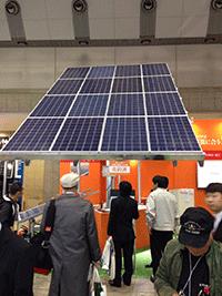 第5回[関東]太陽光発電システム施工展に出展いたしました